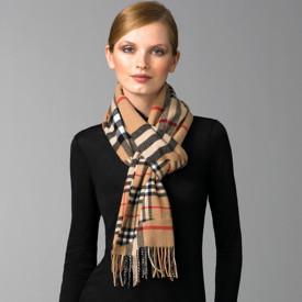 Burberry артикул clsc bur cashemere scarf2 бренд burberry