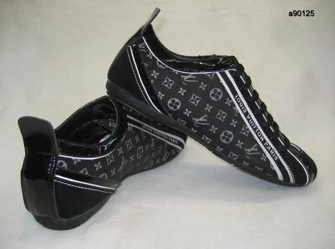 Мужские туфли луи витон