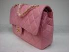 Супер-копия Сумка женская Chanel розовая 1.
